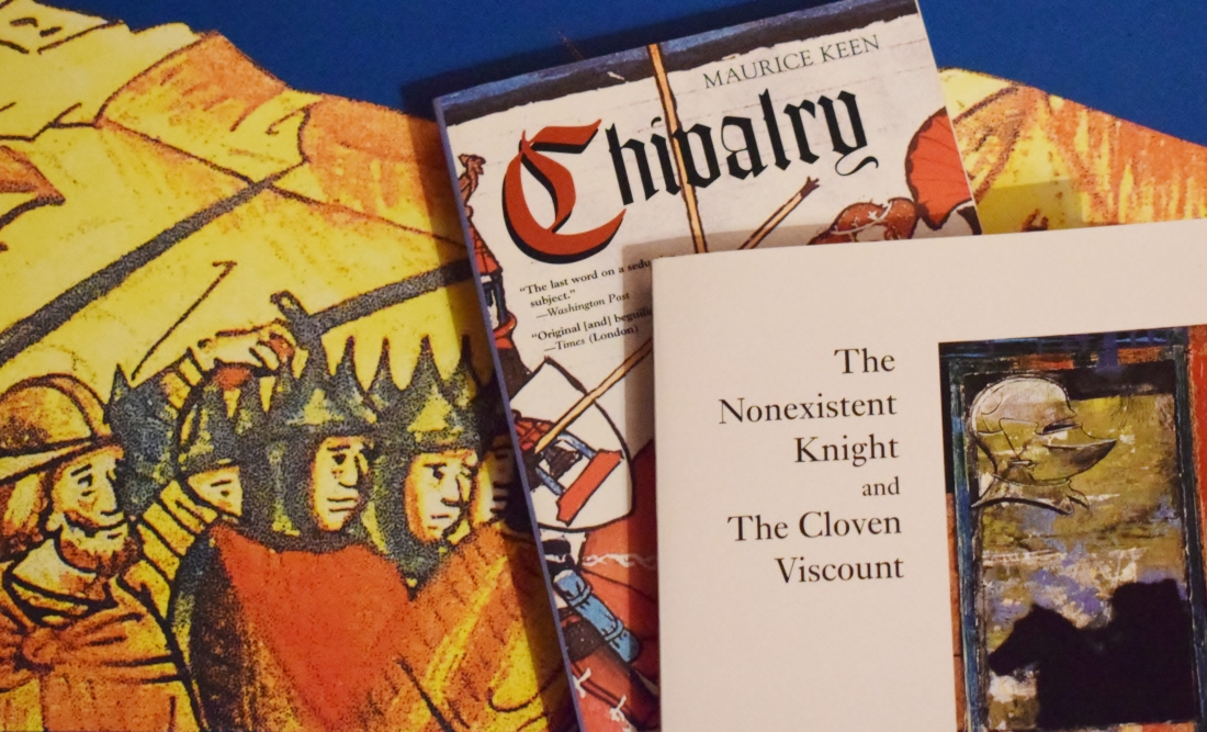 'The Nonexistent Knight' and 'The Cloven Viscount'